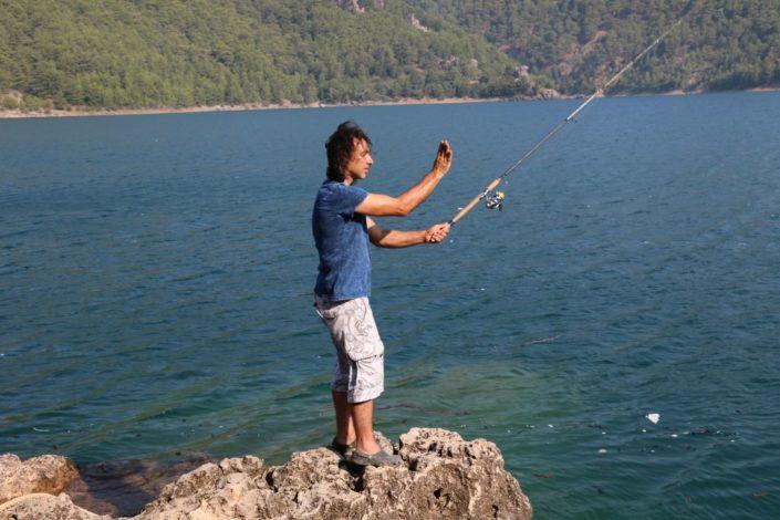 Mein Freund Akan aus der Türkei