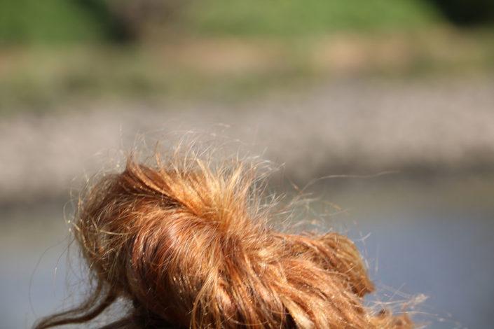 Haare oder Streamer?