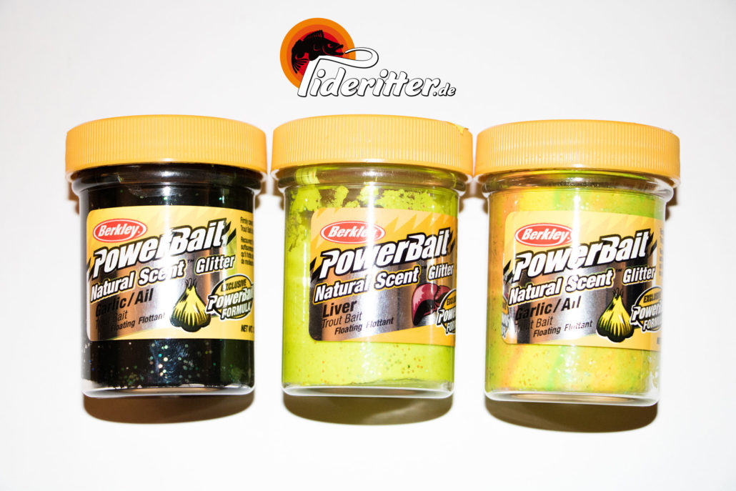 Forellenteig Power-Bait von Berkley
