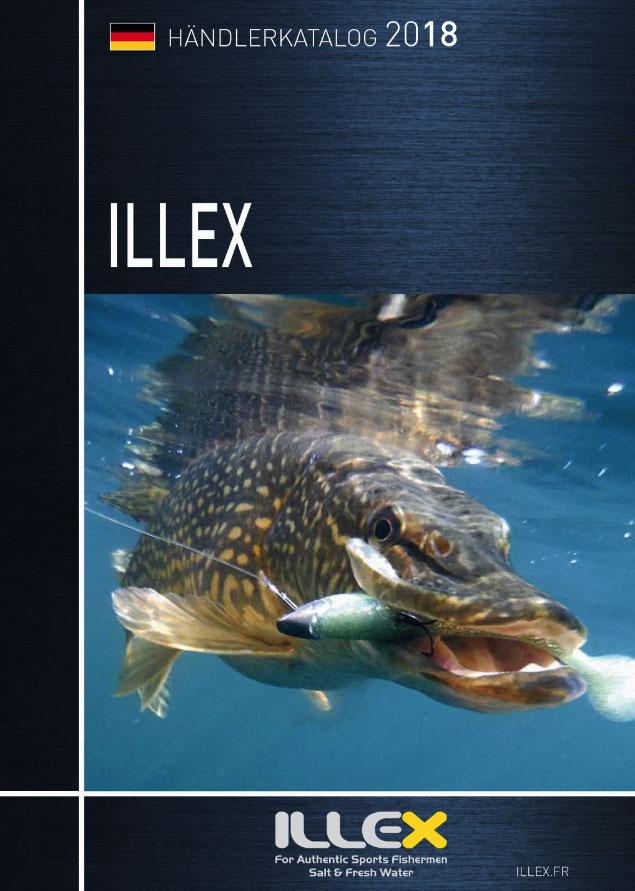 ILLEX Katalog 2018 öffnen